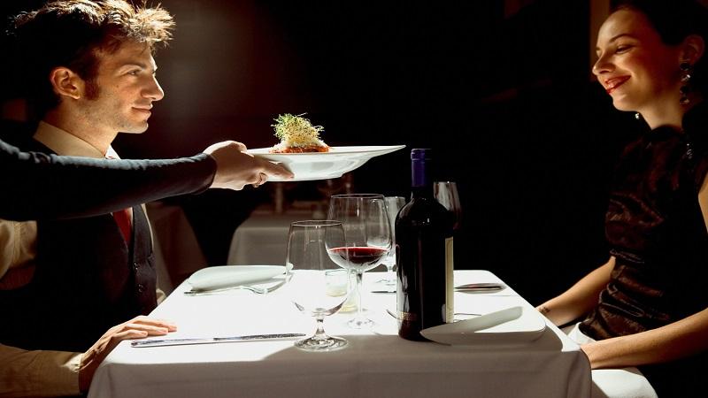 restaurant menu idea