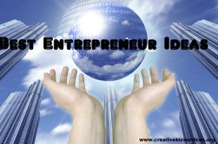 Best entrepreneur ideas