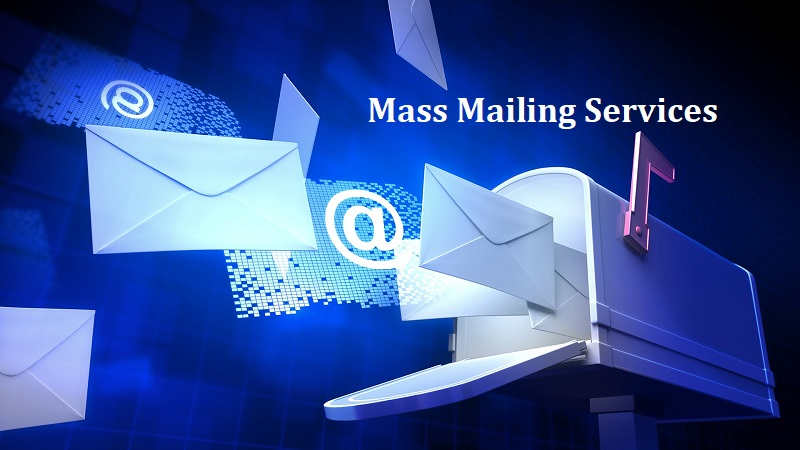 Mass Mailing Services
