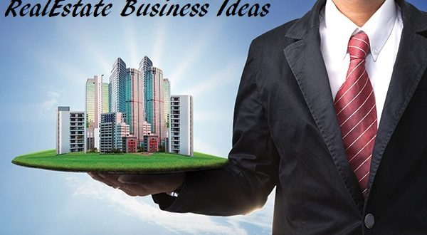 Best real estate business ideas for them who want to make it profitable